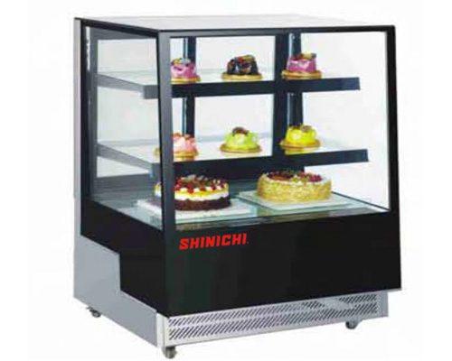 Tủ bánh kem SHINICHI 2 Tầng - Hàng Nhập Khẩu - Chất lượng - Giá rẻ